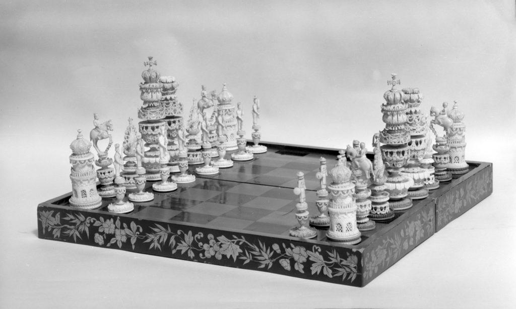 Hva kan man lære av sjakk?